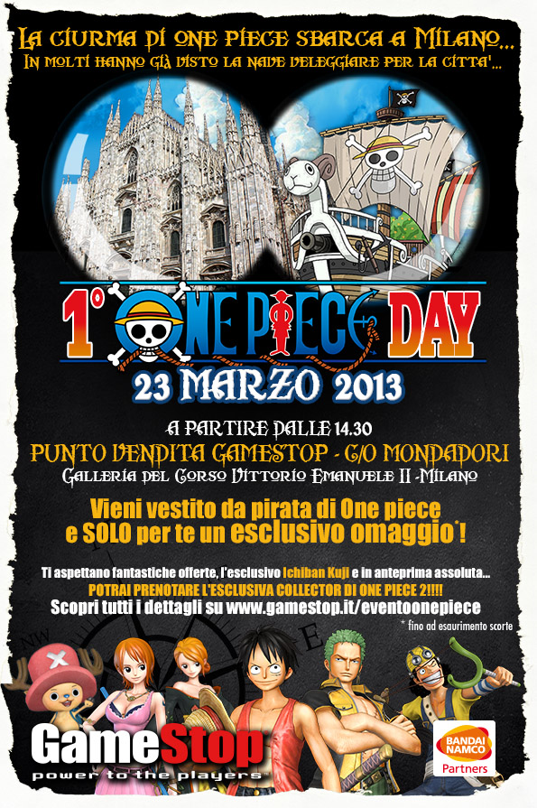 One Piece Day - 23.03