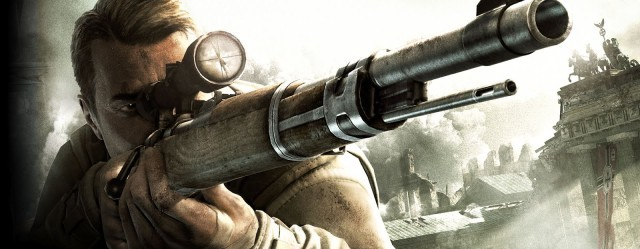 G4G Gifts 4 Gamers September Week1 Sniper Elite V2 Logo