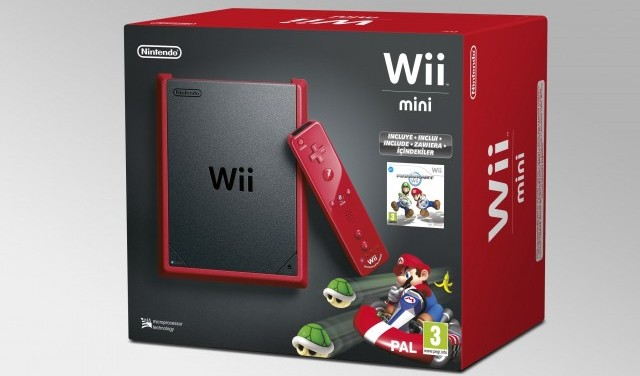 Bundle Wii Mini + Mario Kart Wii