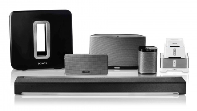 Sonos MultiRoom_PLAY1