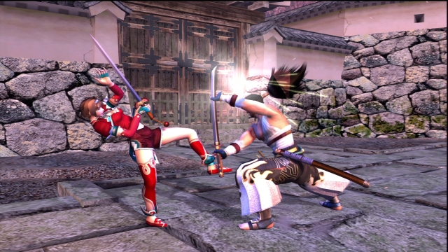 Soul Calibur II HD Online (640x360)