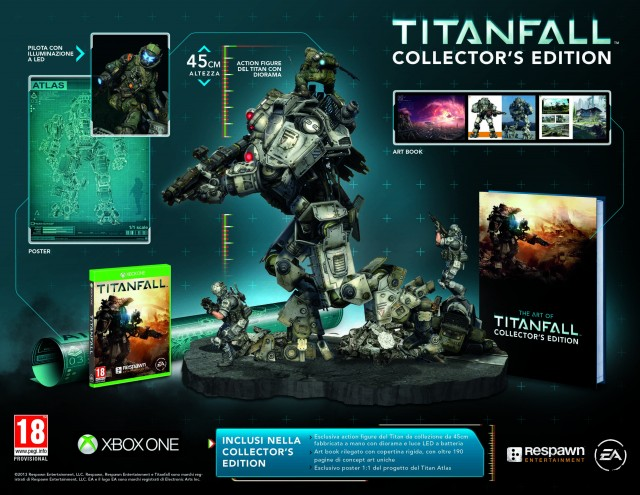 Titanfall CE orizzontale