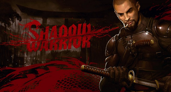 Shadow Warrior - copertina