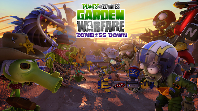 PvZGW Zomboss Down Screen_1