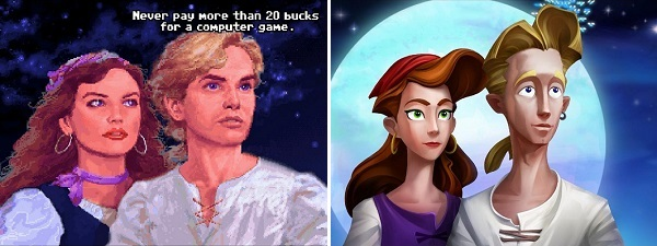 guybrush_and_elaine_old_new