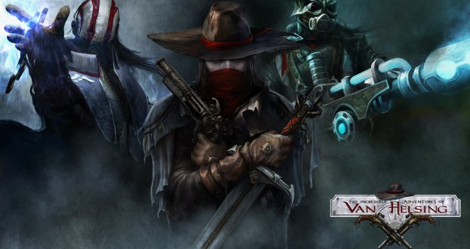 The Incredible Adventures of Van Helsing - classi