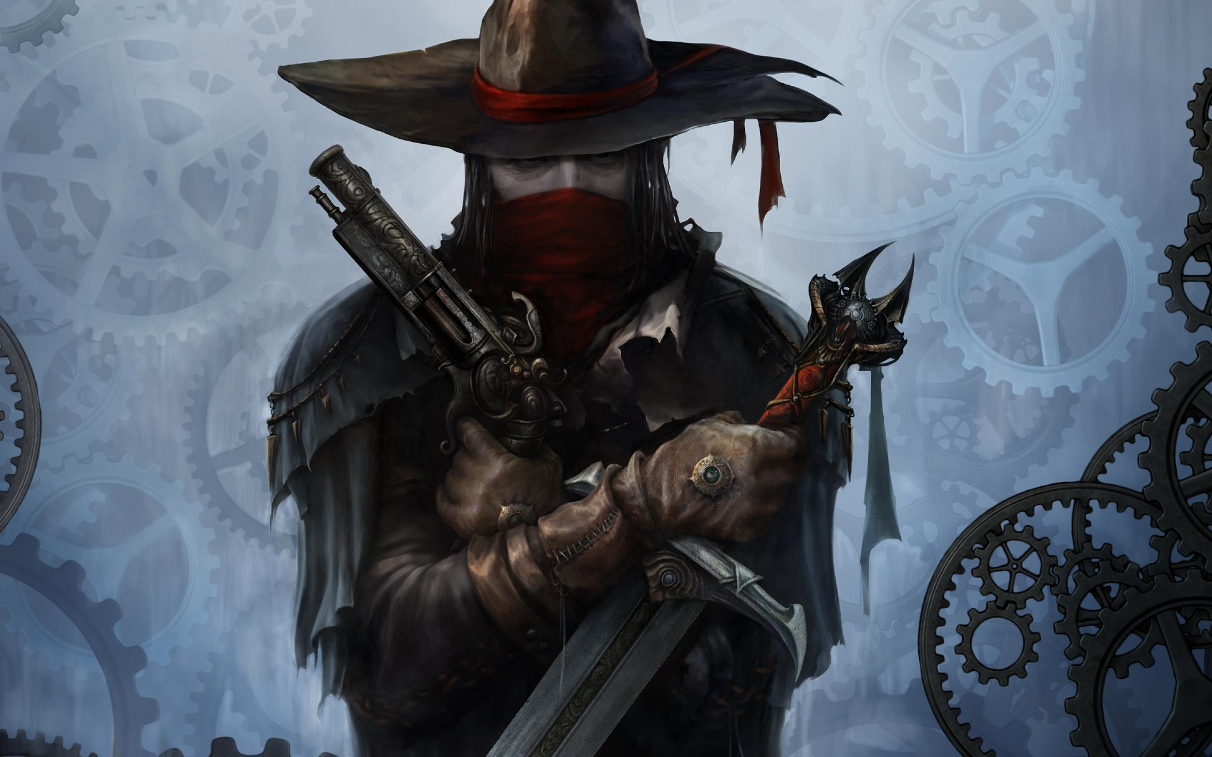The Incredible Adventures of Van Helsing - cover ok
