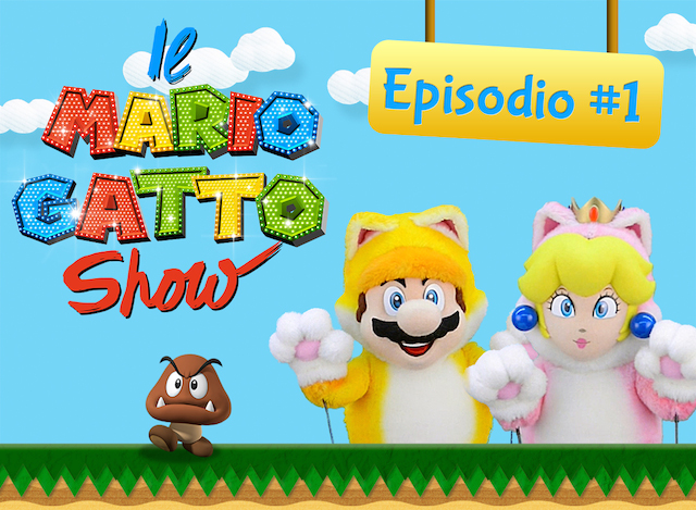 Art - Mario Gatto Show