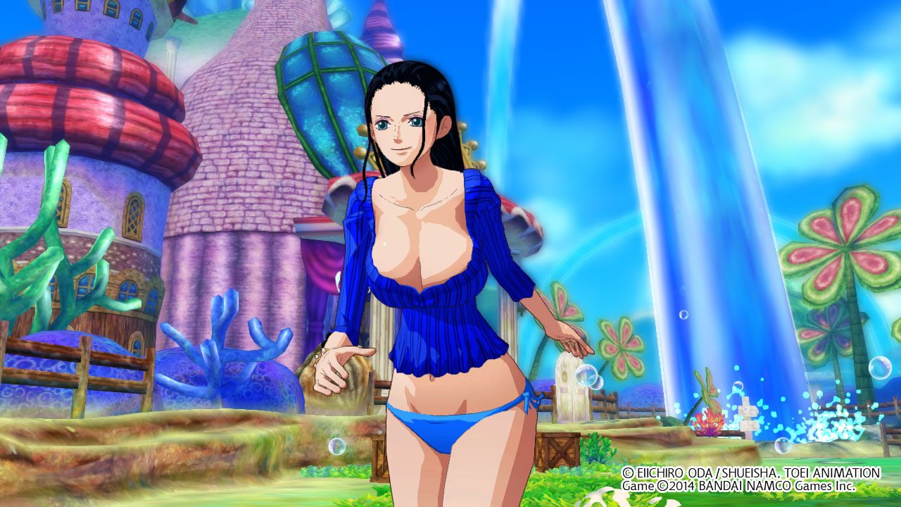Costume Robin Swimsuit screenshot46_1405933667