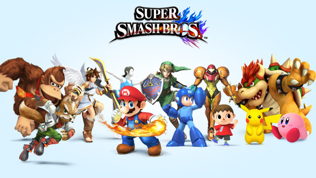 Smash 4 wallpaper