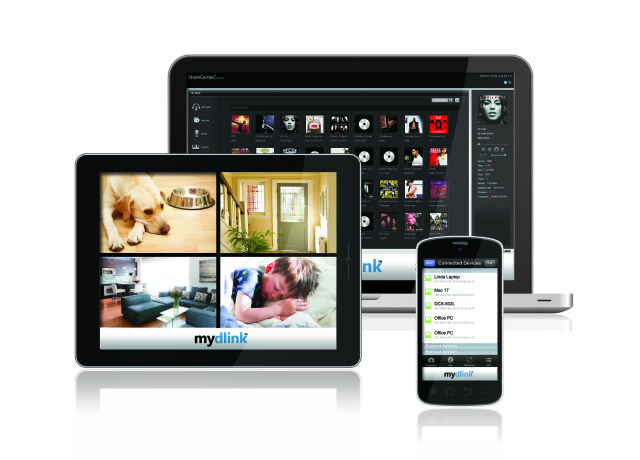 mydlink_app_devices