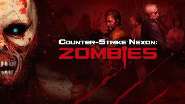 Counter-Strike Nexon Zombies_Key visual