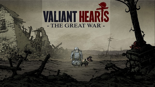 Valiant Hearts The Great War 640x360