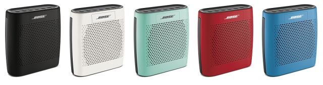 Bose SoundLink Colour Bluetooth _LR