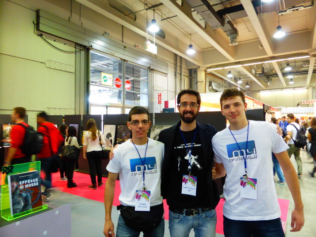 Games Week 2014 & MyReviews - Francesco Toniolo 01