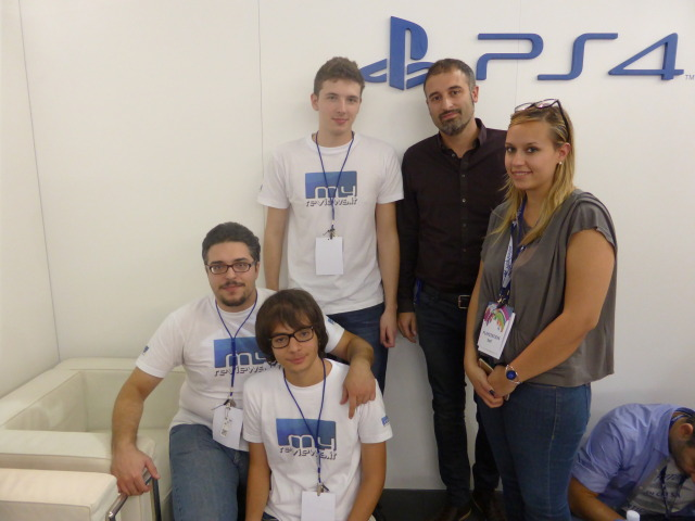 Games Week 2014 & MyReviews - Ovosonico