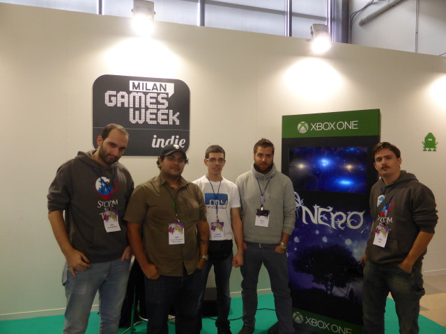 Games Week 2014 & MyReviews - Storm in