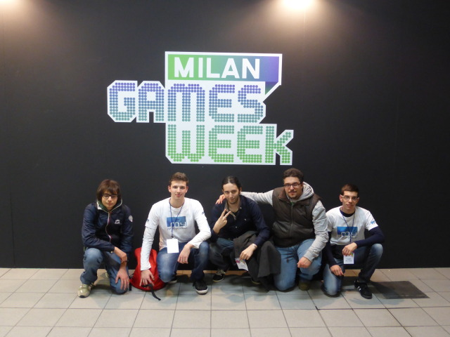 Games Week 2014 & MyReviews - Team