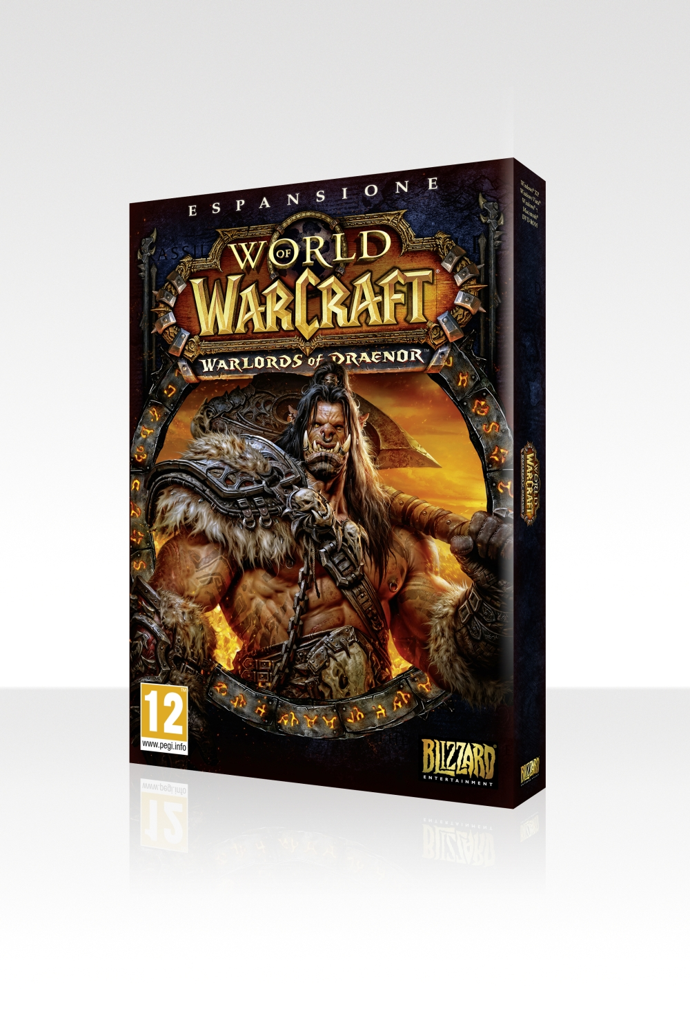 Warlords of Draenor - Blizzard 3D