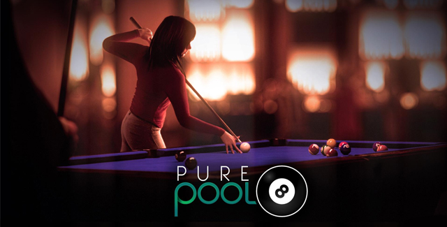 Pure Pool cover