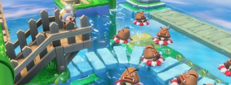 Nuovo trailer per Captain Toad: Treasure Tracker