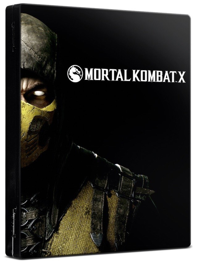 MKX Special Edition_SteelPack BluRay_3D