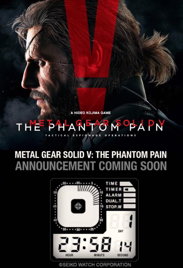 Metal Gear Announcement