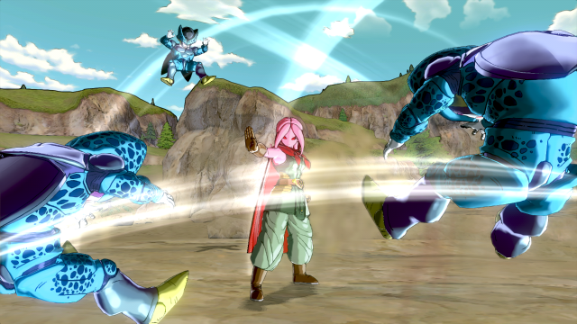 Dragon Ball Xenoverse Custom Character