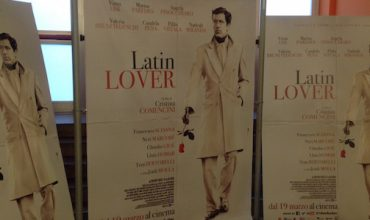 Latin Lover – Conferenza Stampa