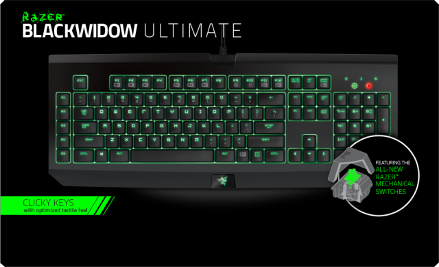 Blackwidow Ultimate 2014