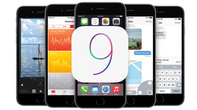 Apple ios9