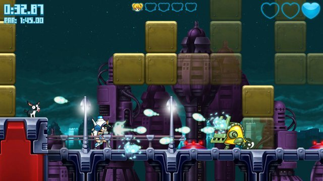 Mighty Switch Force! Hyper Drive Edition 1