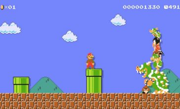 Super Mario Bros. completato in meno di 5 minuti