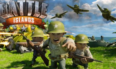 Battle Islands si aggiorna, nuovo DLC per PS4, e una Facebook App