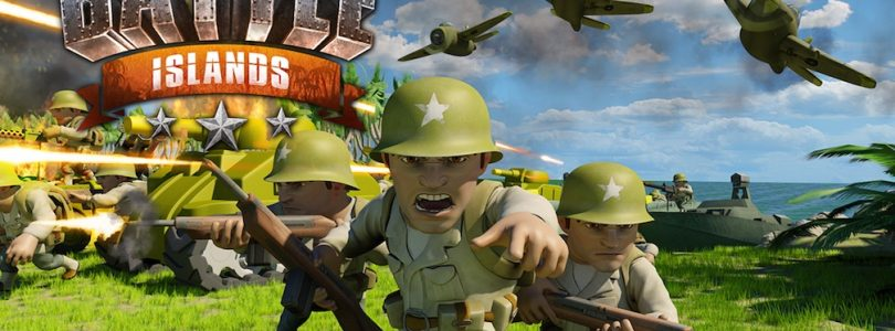 Battle Islands: Commanders sarà disponibile su Xbox One, P4 e Steam, dal 14 febbraio