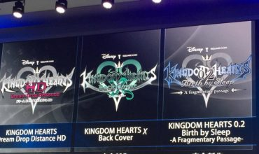TGS 2015: Annunciato Kingdom Hearts 2.8 Final Chapter Prologue per PlayStation 4