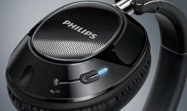 Gibson Innovations presenta la nuova gamma di cuffie Philips Active Noise Cancelling