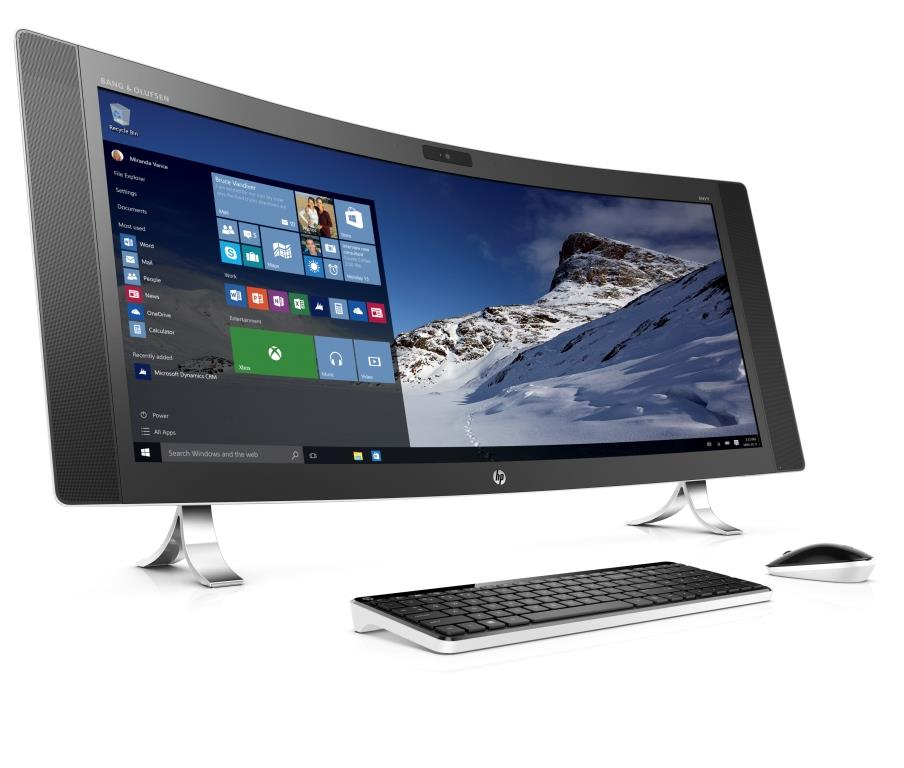 HP ENVY Curved All-in-One_right facing_jpeg