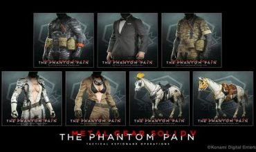 Metal Gear Solid V: The Phantom Pain si veste di nuovo