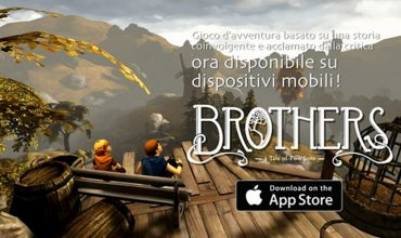 Brothers: A Tale of Two Sons disponibile su App Store