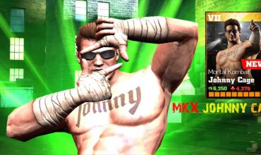 WWE Immortals, Johnny Cage is Coming