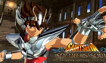 Saint Seiya: Soldiers' Soul approda su STEAM