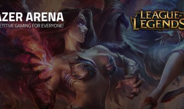 Razer Arena supporta League of Legends con un monte premi di 50.000 dollari