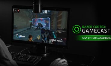 Annunciato Razer Cortex: Gamecaster il software di live-streaming dedicato ai gamer