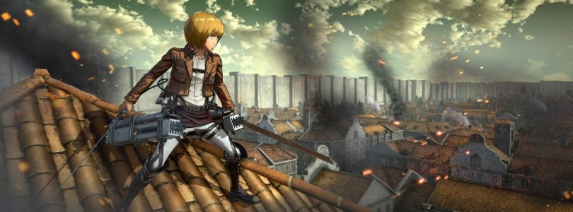 Attack on Titan 2, video sulla vita in città