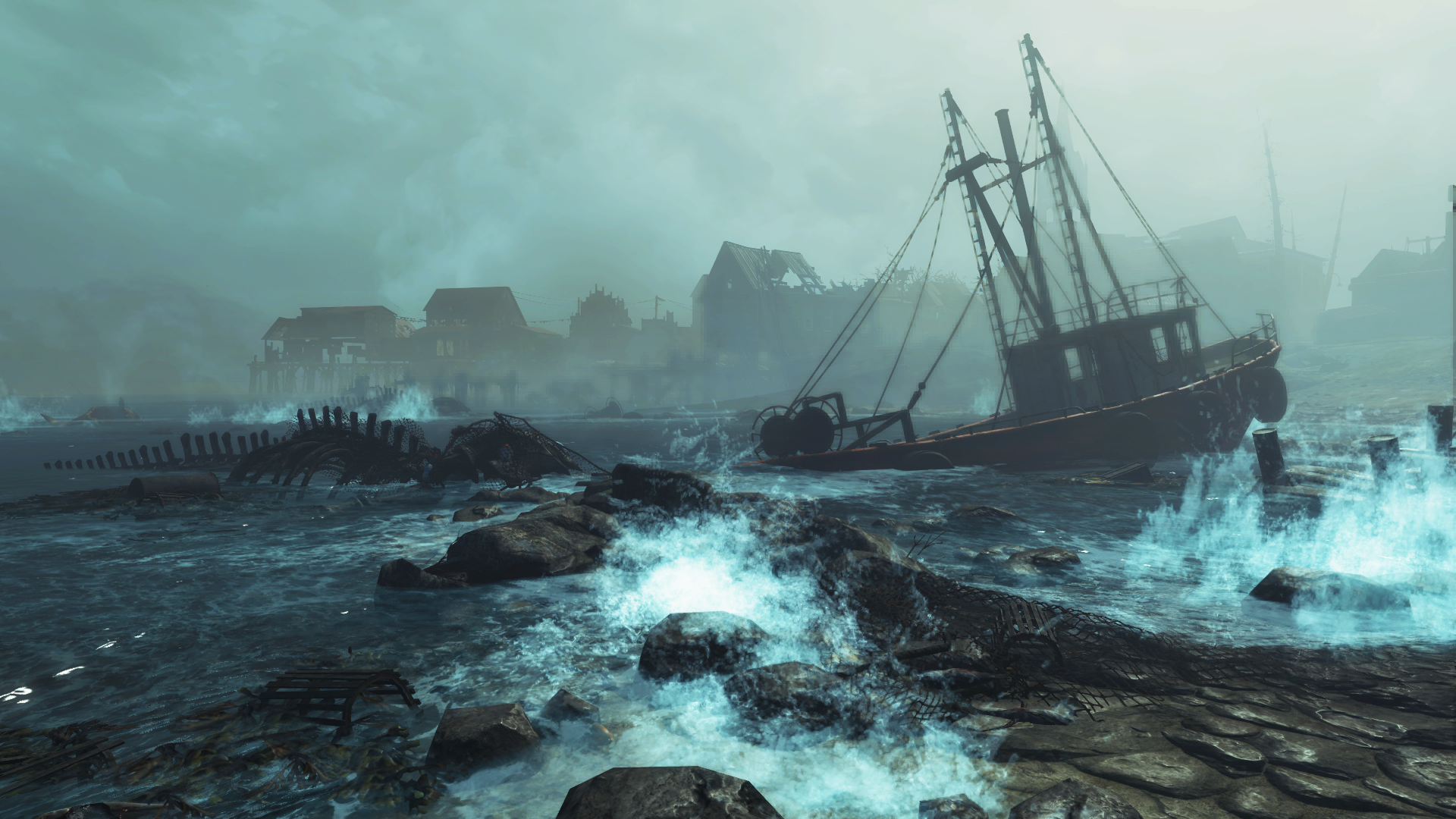 DLC di Fallout 4 Far Harbor