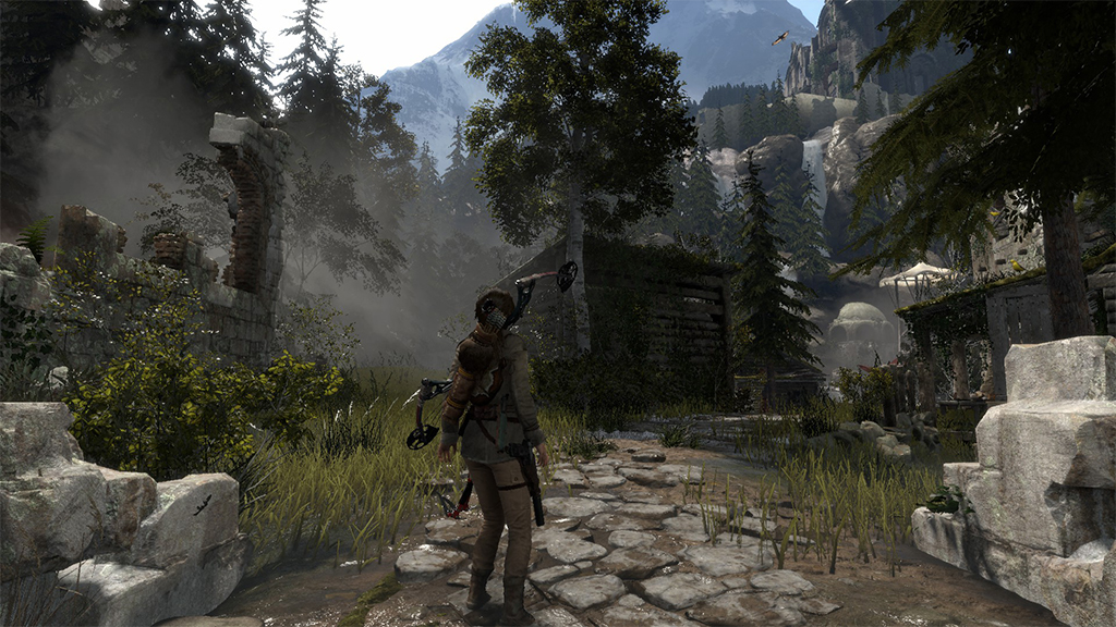 Rise of the tomb raider PC 03