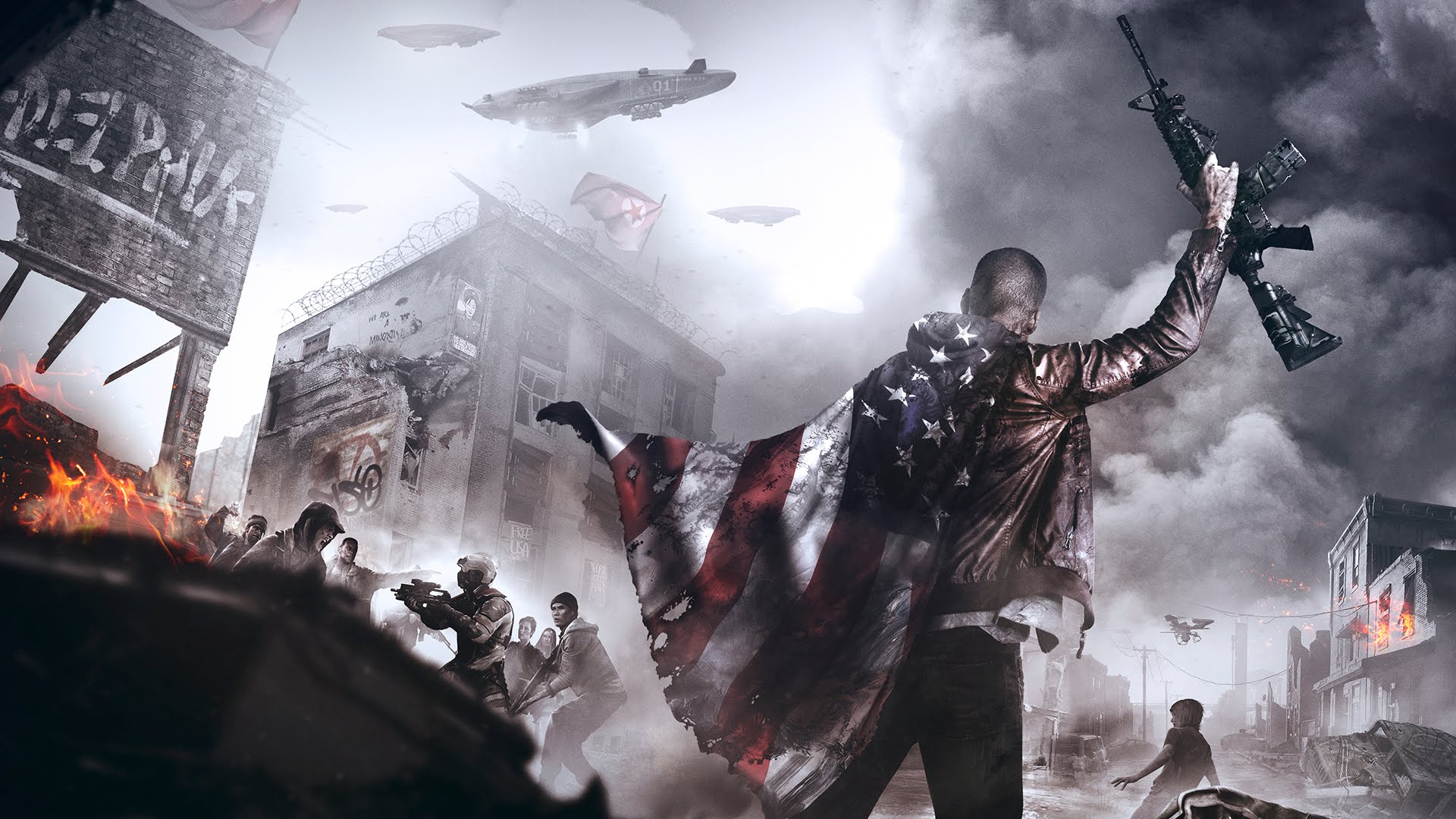 Homefront The Revolution Guerrilla Warfare 101