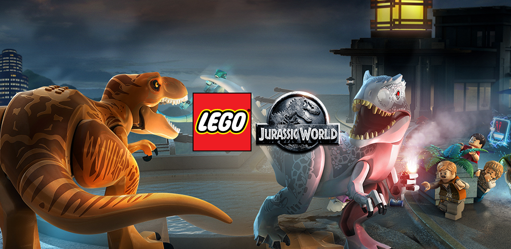 LEGO Jurassic World FeaturedBanner