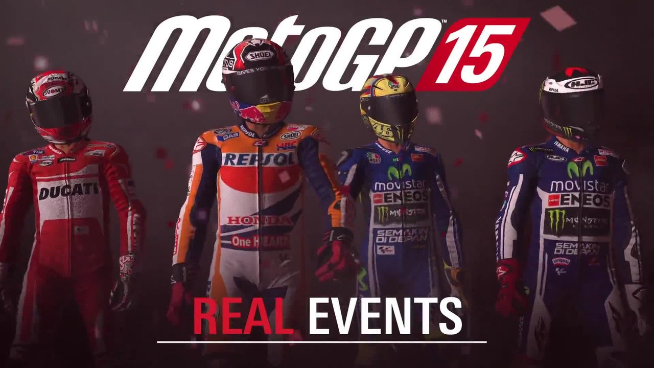 MXGP2 Real Events 2015